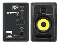 Новые студийные мониторы KRK RP5 G3 цена 3760 гривен в Киеве