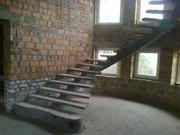 Бетонные лестницы в домах и коттеджах