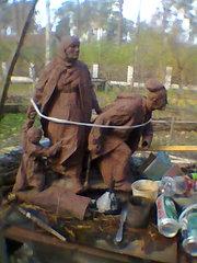 Продам заготовку в воске скульптуры