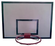 Баскетбольное оборудование (щиты и кольца)