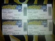 Продам Билеты на матч Украина-Франция (15.11.2013)