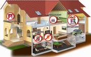 монтаж,  настройка и техническое обслуживание систем безопасности