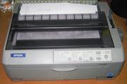 Принтер Epson FX-890 на запчасти