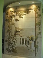 Природа Декоративное оформление стен Дизайн дома КИЕВ