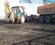 Подсыпка грунта Киев строй-мусор 0675012805