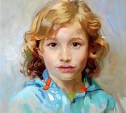 портрет по фото КИЕВ