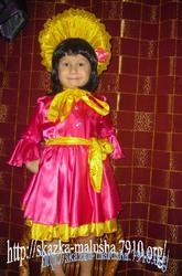 Костюм Артемон,  кукла,  мальвинка,  конфетка,  хлопушка - прокат Киев