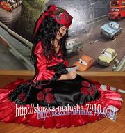 Детский костюм Куколка,  Конфетка,  Хлопушка,  серпантин,  кармен,  цыганка - Прокат Троещин