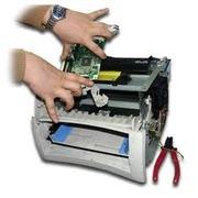 Требуется мастер по ремонту принтеров.