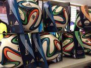 Футбольный мяч Adidas Brazuca, Адидас Бразука арт.G73617 купить в Киеве
