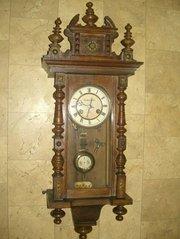Куплю Часы старинные настенные,  каминные,  напольные,  механизмы