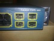 Продается  коммутатор Cisco WS-C3560G-48TS-S