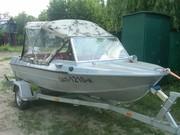 Лодка Крым  материал АМГ