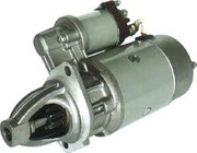 Стартера для двигателей Deutz (Дойц),  Zetor,  Andoria,  ЯМЗ.