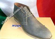 Ботинки мужские кожаные фирмы NUOVE CREAZIONI п-о Италии оригинал