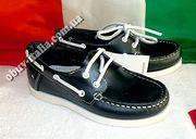 Туфли детские кожаные известной итальянской фирмы LumberJack произво