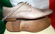 Туфли мужские кожаные фирмы MARCO BATTISTI оригинал из Италии