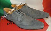 Туфли мужские кожаные фирмы PITTARELLO оригинал из Италии