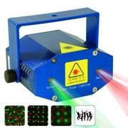 Лазерные проекторы для шоу и дискотек!