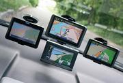 GPS навигаторы  в ассортименте!