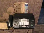 Продам факс  Panasonic  KX-FT912 и терминал CDMA (DOWTEL)