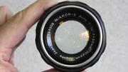 ПРОДАМ СВЕРХСВЕТОСИЛЫНЫЙ ОБЪЕКТИВ NIKKOR Nikon 50mm f 1.4 AIs на Nikon.ЛЮКС !!!