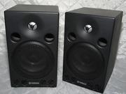 Yamaha MSP3 (комплект-2 шт.) студийные мониторы ближнего поля,  активны