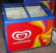 Предлагаем морозильные лари б/у