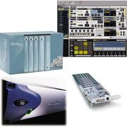 Продается готовое решение для записи-сведения на базе pro tools HD 1