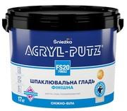 Шпаклевка готовая Акрил-Путц  Acryl-Putz