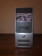 Компьютер Bravis состояние идеальное