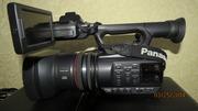 Аренда профессиональной видеокамеры  Panasonic AG-AC90, прокат камер