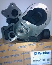 Водяной, масляный насос для двигателей Perkins, Deutz, Андория.