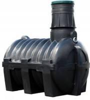 Устройство канализации 3000 л загородного дома