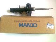 Амортизатор Kia Cerato 2007 задний газовый (Mando) 55361-2F400