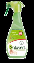 Экологическое обезжиривающее средство для кухни Soluvert