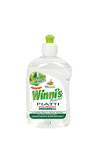 Эко-средство для мытья посуды,  алое Winni's