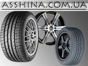 Asshina -  штампованные диски и шины экспресс-доставка заказов