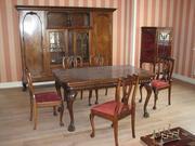 Реставрация,  восстановление антикварной и современной мебели. Консульт
