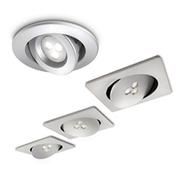 Точечные светильники Philips