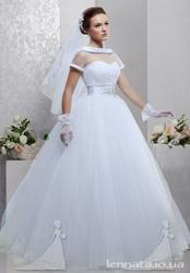 Свадебные платья под заказ,  модели 2014г