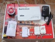 GSM охранная сигнализация GSM012