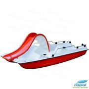 Катамаран прогулочный,  водный велосипед Kolibri Classic