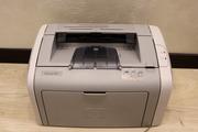 Продам лазерный принтер HP LaserJet 1020