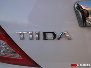 Разборка Nissan Tiida