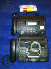 Факс(ы) Panasonic KX-FT72;  Panasonic KX-FT934.
