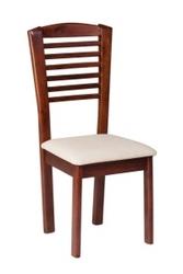 Бруно, стул Бруно, деревянный стул Бруно, кухонный стул Бруно, Domini Брун