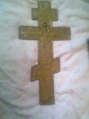 церковний крест 18-19 века