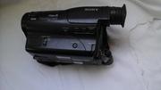 Видеокамера кассетная  SONY  ECORDER (Япония )