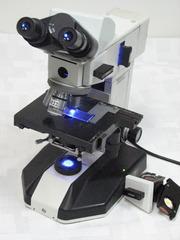 Установка люм модулей на микроскопы